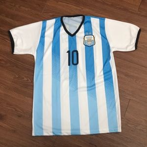 Soccer shirt Argentina